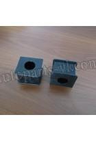 Втулка стабилизатора переднего D40*85*80 мм |FP095A-0606| XML6957