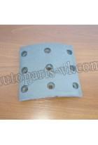 Накладка тормозная задняя 210x180x18 |JY3502N-105-W| XML6957