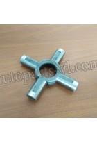 Крестовина редуктора заднего моста (D35*210 мм) |24V5C-03510| KLQ6119,KLQ6129