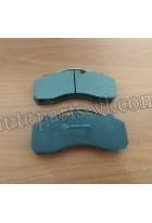 Колодки тормозные передние (диск) |35SF4-01508/224002976| KLQ6119,KLQ6129,XMQ6127,XMQ6129,XMQ6130
