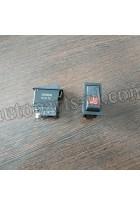 Клавиша включения аварийной сигнализации |238200240| XMQ6800,XMQ6900