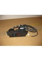 Блок управления кондиционером, печкой JAC HFC1045KRD
