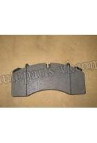 Колодки тормозные передние YF3501AD03-040, MUDAN MD6122 (к-т)