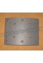 Накладка тормозная передняя 150х14.5х203/187 |JY3501N12-105-W/230004545/3554-00082/35M61-01528|