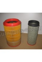 Фильтр воздушный |PU2841| XMQ6127,XMQ6129,XMQ6129 (евро 4)