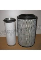 Фильтр воздушный 360х240 мм, K2436 (к-т)
