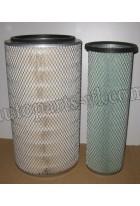 Фильтр воздушный 430x235/400x130 мм |AF25270/AF25271/11G13-09511|