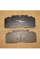 Колодки тормозные передние (диск) |35A13-19505| KLQ6840,6885 (к-т 4 шт)