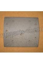 Накладка тормозная задняя 220x207x15.5 |224001493/JY3502N12-105-W/3552-00244/224006486|