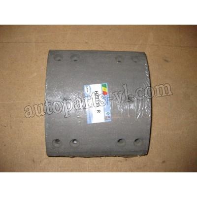 Накладки тормозные задние 180x200x15.5  35H-02105W/35GE1-02511/224006485  (к-т)